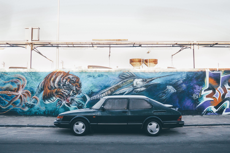 Balade street art dans le quartier Zurenborg d'Anvers : Krugerstraat & Minkelersstraat !